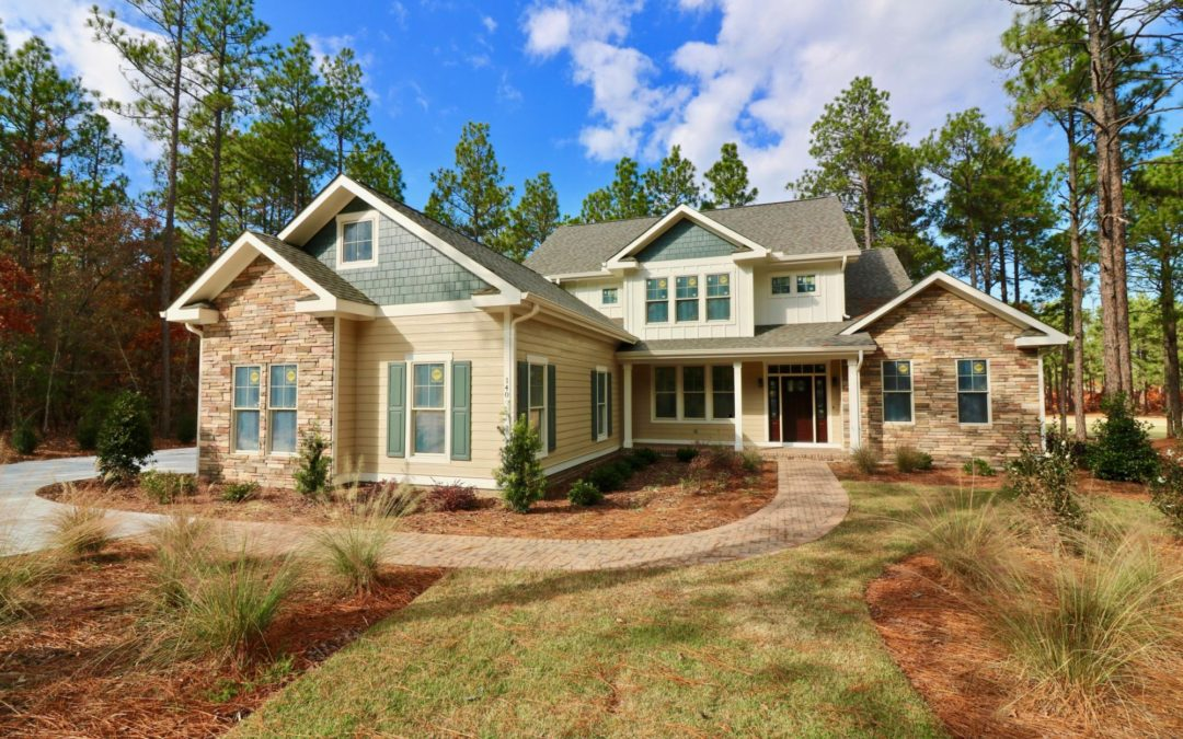 New Construction in Pinehurst & Southern Pines, NC