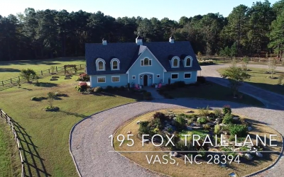 Another great horse farm in Southern Pines Horse Country