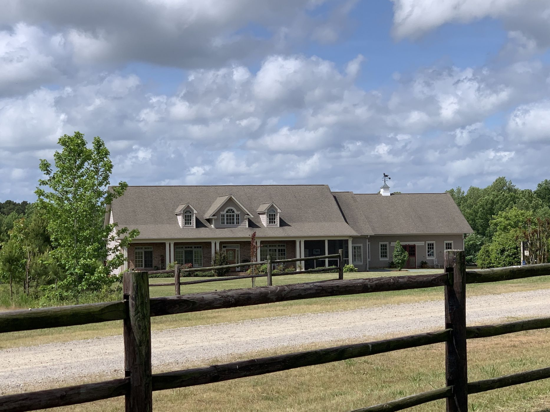 The fields Equestrian Properties